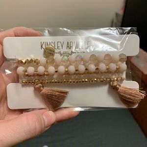 Kinsley Armelle Bracelet Set